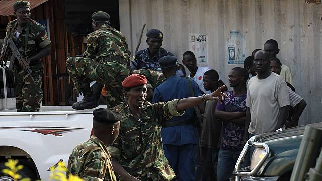 Failed coup in Burundi: Three generals arrested, 'ringleader' remains at large