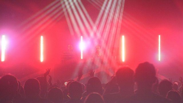 """Nuits Sonores"" Elektronik Müzik Festivali Lyon'u hareketlendi"