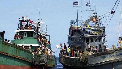 """Indonesia, Malasia y Tailandia """"juegan al ping pong"""" con los inmigrantes, según las organizaciones humanitarias"""