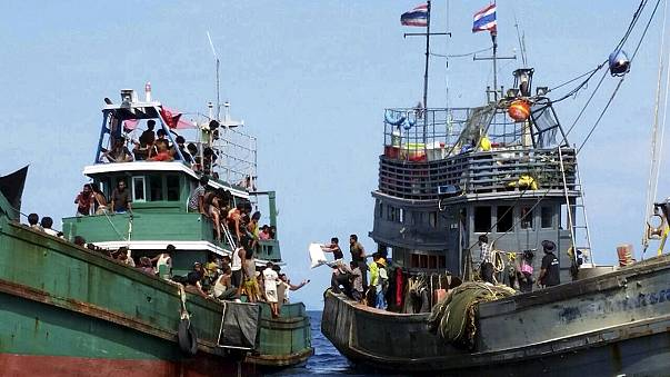 Menekültválság Délkelet-Ázsia partjainál is