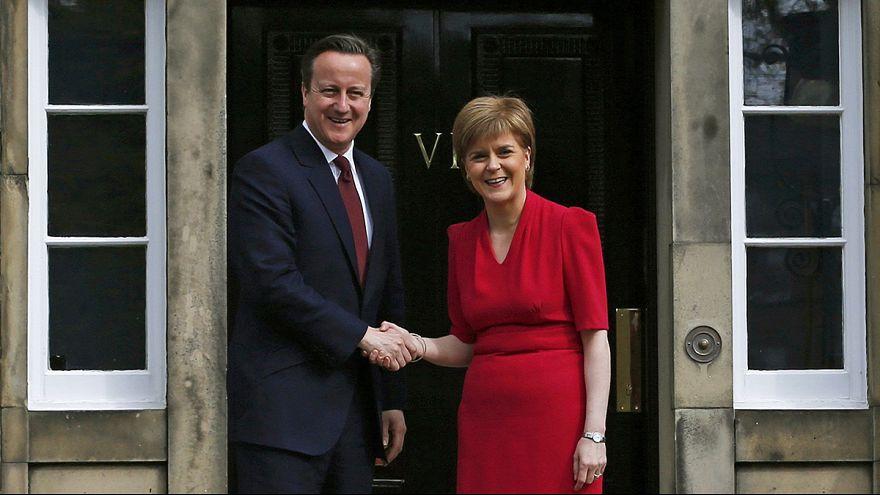 Шотландия хочет расширения полномочий, угрожая Лондону новым референдумом о независимости