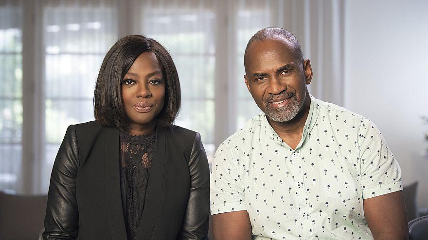 Image: Two Sides executive producers Viola Davis and Julius Tennon