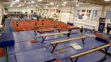 Image: A morning workout session at Karolyi Ranch