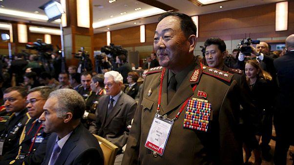 ابهام درباره اعدام وزیر دفاع کره شمالی با ضدهوایی