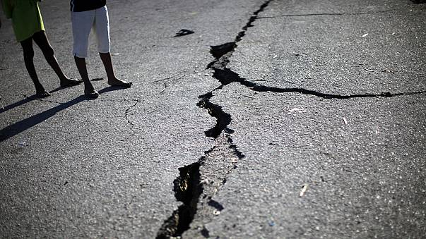 What are the faultlines with the Richter scale?