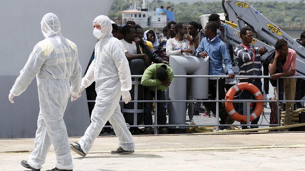 """Imigração: Plano da UE """"naufraga"""" em seis capitais"""