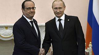 نزاع دیپلماتیک فرانسه و روسیه در پی عدم تحویل دو ناوچه فرانسوی به روسیه