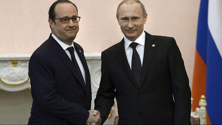 Rusya ile Fransa arasında savaş gemisi krizi sürüyor
