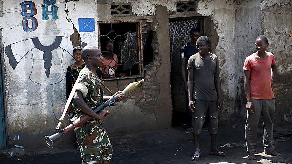 Protestbewegung in Burundi weiter aktiv