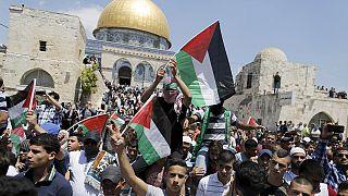 Les Palestiniens commémorent la Nakba