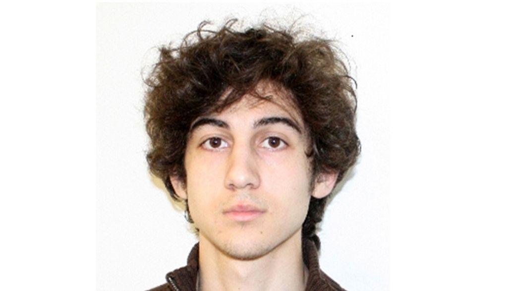 Atentados de Boston: Pena de morte para Djokhar Tsarnaev