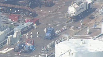 Fukushima: cobertura do reator 1 começou a ser retirada