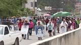 Mexico: protesters demand answers over missing student teachers