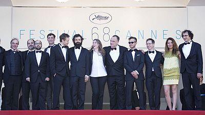 Holocaust film stuns Cannes Film Festival
