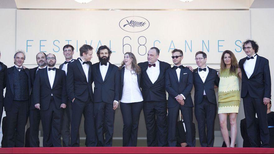 Cannes Film Festivali'ne Holokost filmi damgasını vurdu