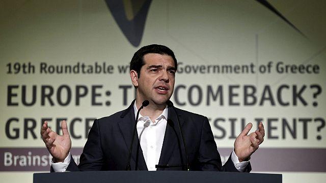 Алексис Ципрас: зарплаты и пенсии греков не пострадают ни при каких условиях