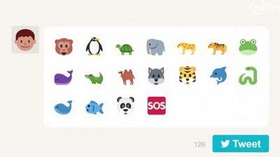 WWF's Endangered Emoji (WWF)