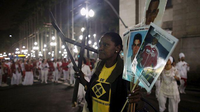 Новый виток насилия в фавелах Рио-де-Жанейро