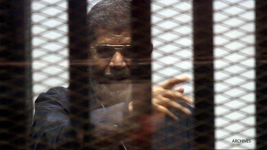 دادگاهی در مصر محمد مرسی را به مرگ محکوم کرد