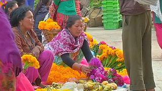 Nepal versucht Schritt für Schritt wieder ein normales Leben aufzubauen