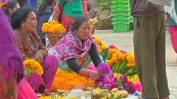 Nepál: Romeltakarítás, újjáépítés a földrengések után