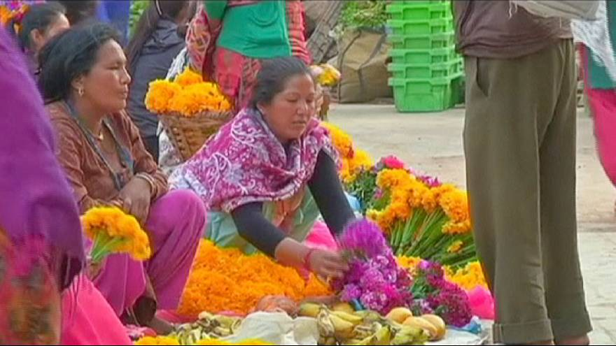 Nepal: earthquake recovery process
