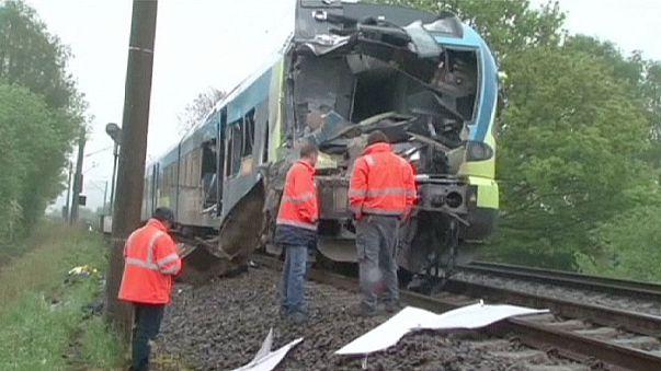 ألمانيا: حادث اصطدام قطار يودي بحياة شخصين