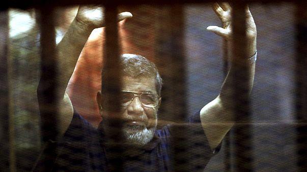 حكم بالاعدام على الرئيس المخلوع محمد مرسي و إحالة أوراقه لمفتي الجمهورية