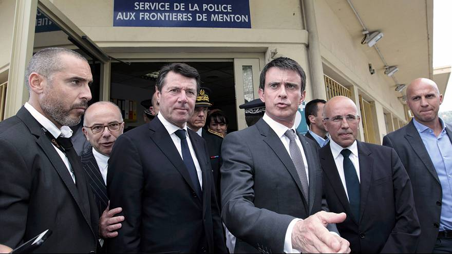 French PM says he is against migrant quotas