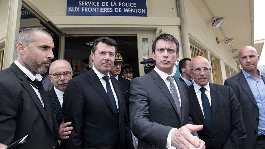 Manuel Valls opposé aux quotas pour l'accueil des migrants