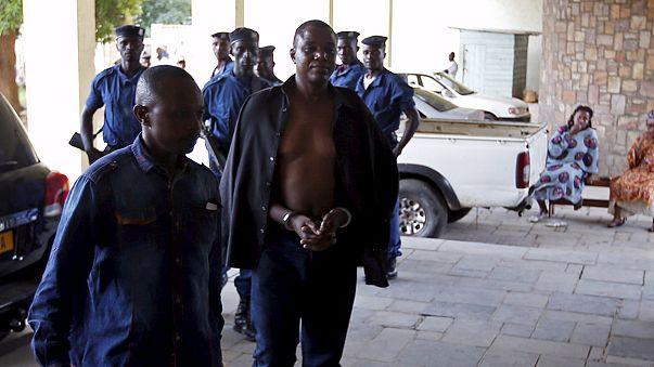 Burundi'de darbe girişimcileri yargılanıyor