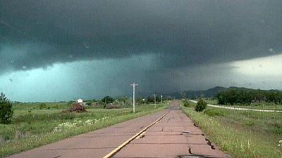 Meteorologia: Seis Estados norte-americanos em alerta