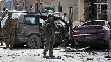 Afganistan'da AB Polis Misyonu aracına saldırı