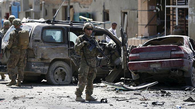 NATO-konvojt ért támadás Kabulban