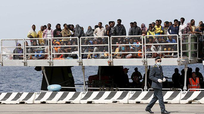 Akdeniz'deki kaçak göçmen trafiği durulmuyor