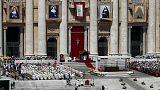 Le Pape canonise deux nonnes palestiniennes