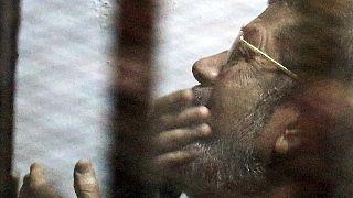 Preocupación internacional por la condena a muerte a Mursi