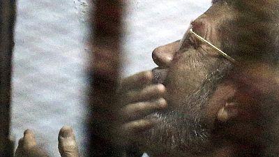 Muslimbruderschaft bezeichnet Todesurteil gegen Mursi als antidemokratisch