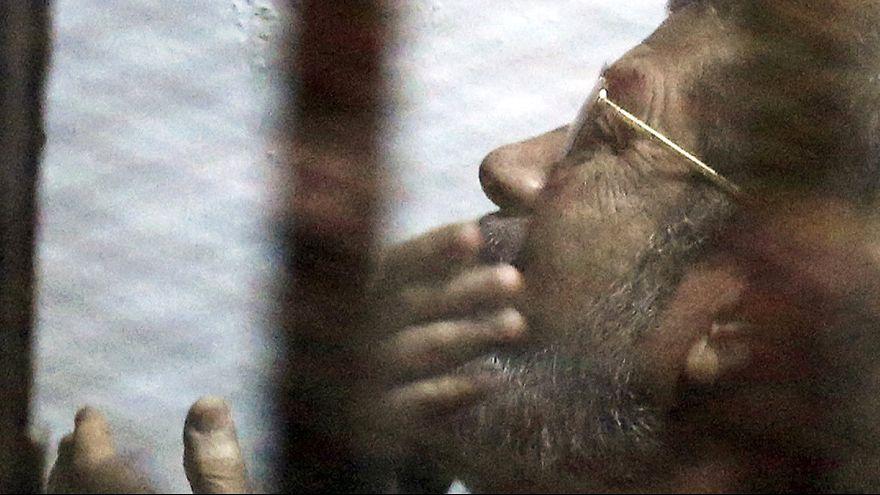 Les Etats-Unis et l'Allemagne dénoncent la condamnation à mort de Mohamed Morsi