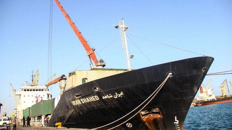 کشتی «نجات» ایران وارد خلیج عدن شد