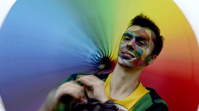 Oroszország: őrizetbe vételek a homofóbia-ellenes világnapon