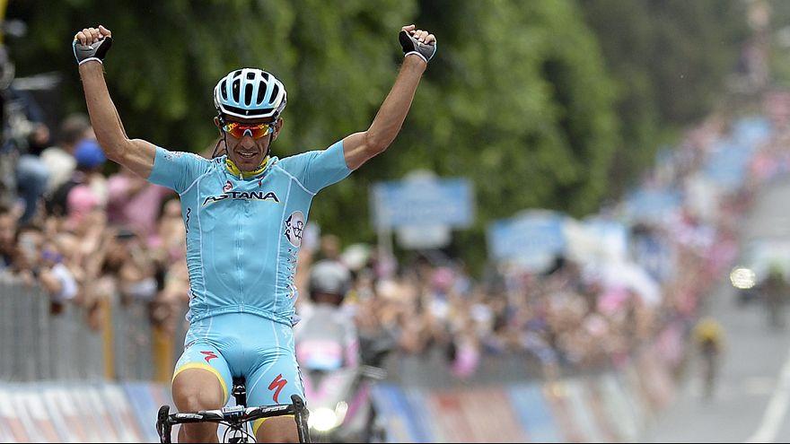 Giro d'Italia: Der Deutsche Simon Geschke stürmte auf Rang Drei