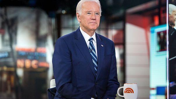 Image: Former Vice President Joe Biden appears on TODAY, on Nov. 13, 2017.