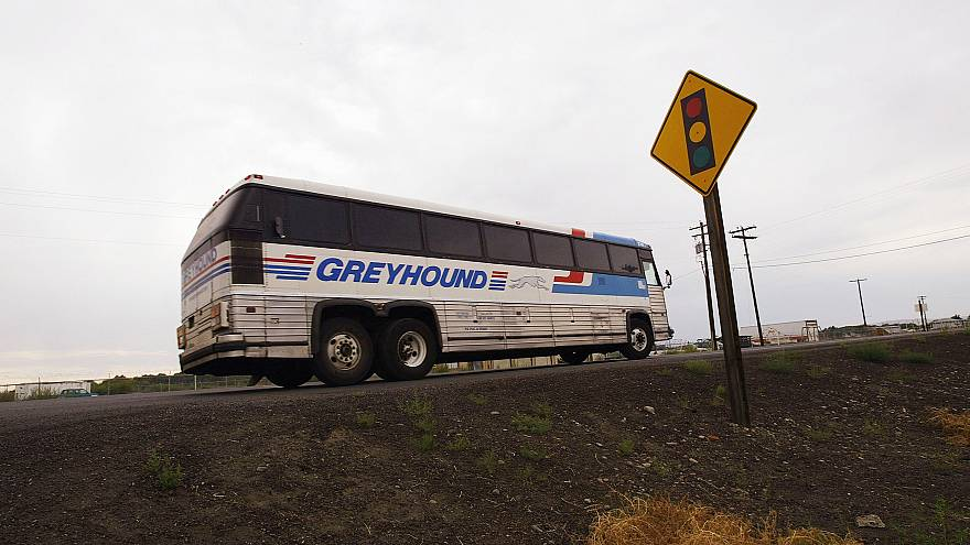 Image: Greyhound Cuts 260 Small Towns And Communities