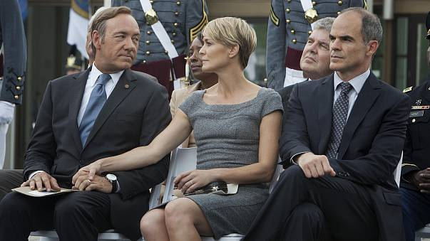 Image: Robin Wright, House Of Cards - 2013