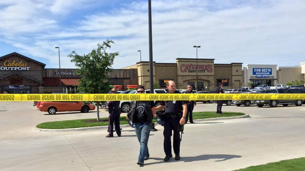 Neun Tote bei Schießerei in Texas