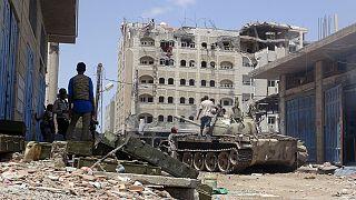 با خاتمۀ آتش بس در یمن، عربستان بمباران را آغاز کرد