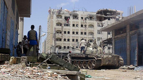 Yemen'de ateşkes bitti
