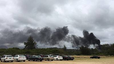 US Marine killed and dozens hurt in Hawaii training exercise
