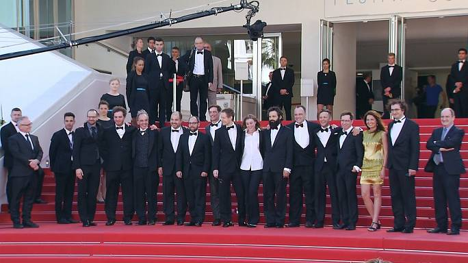 Son of Saul is a front-runner at Cannes
